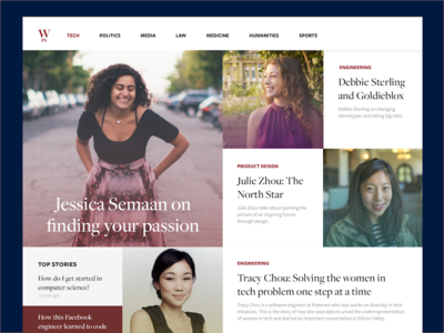 Finding Female Role Models Desktop