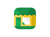 Cornershop Online iOS7 App Icon