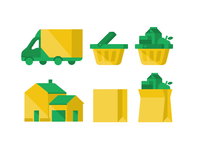 Cornershop Online Icons
