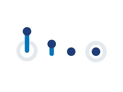 Pindex Pin UI social bookmark pin ui icon alert map blue flat dot circle app