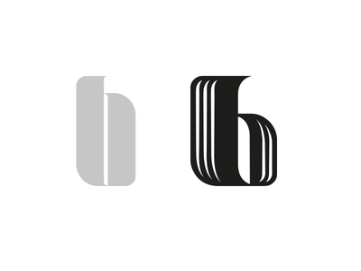 Custom Llloyd Serif Type type typography b lowercase black serif lloyd font bold elegant