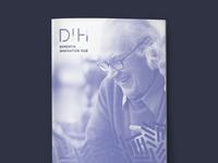 Dementia Innovation Hub Identity & Layout