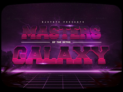Synthwave Text Effects Retro Pack v3 aesthetics cyberpunk actions outrun smart objects photoshop flashback new retrowave texts electro gaming 1980s 80s effects new wave vaporwave template text styles retrowave synthwave