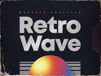 VHS Text Style Retro Wave Text Effects aesthetics cyberpunk actions outrun smart objects photoshop flashback new retrowave texts electro gaming 1980s 80s effects new wave vaporwave template text styles retrowave synthwave