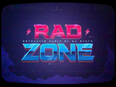 Rad Synthwave Retro Text Effects aesthetics cyberpunk actions outrun smart objects photoshop flashback new retrowave texts electro gaming 1980s 80s effects new wave vaporwave template text styles retrowave synthwave