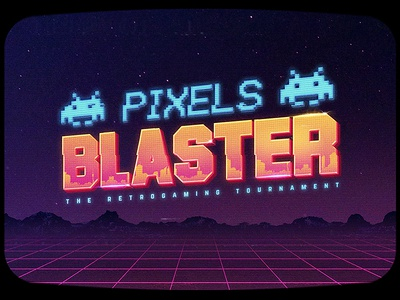 Pixels Retro Classic Gaming Text Effects aesthetics cyberpunk actions outrun smart objects photoshop flashback new retrowave texts electro gaming 1980s 80s effects new wave vaporwave template text styles retrowave synthwave
