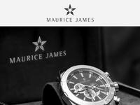 Maurice James Mockup