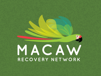 Macaw Recovery Network Logo