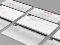 Material UI fintech industry