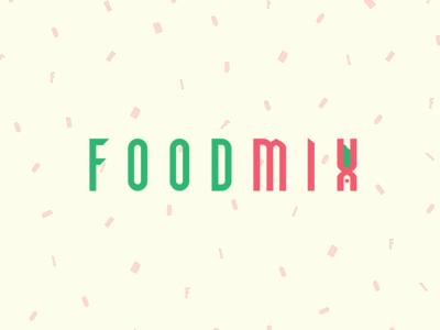 Foodmix Brand Identity