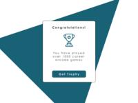 Achievement Pop-Up