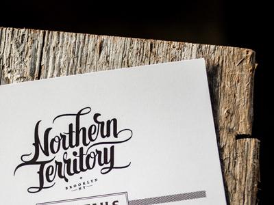 Northern Territory branding
