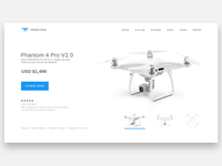 Drone Single Product