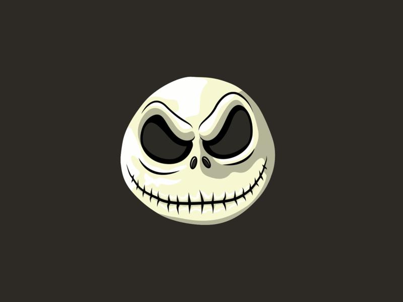 Jack Skeleton Illustration character design icon drawing illustration ai vector design