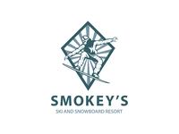 Smokeys Resort Logo