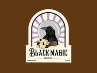Black Magic Label