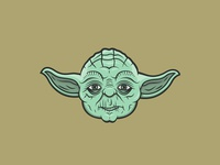 Yoda Illustration