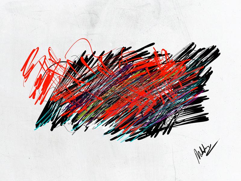 Abstract art-71 identity love cry art artwork design abstract art