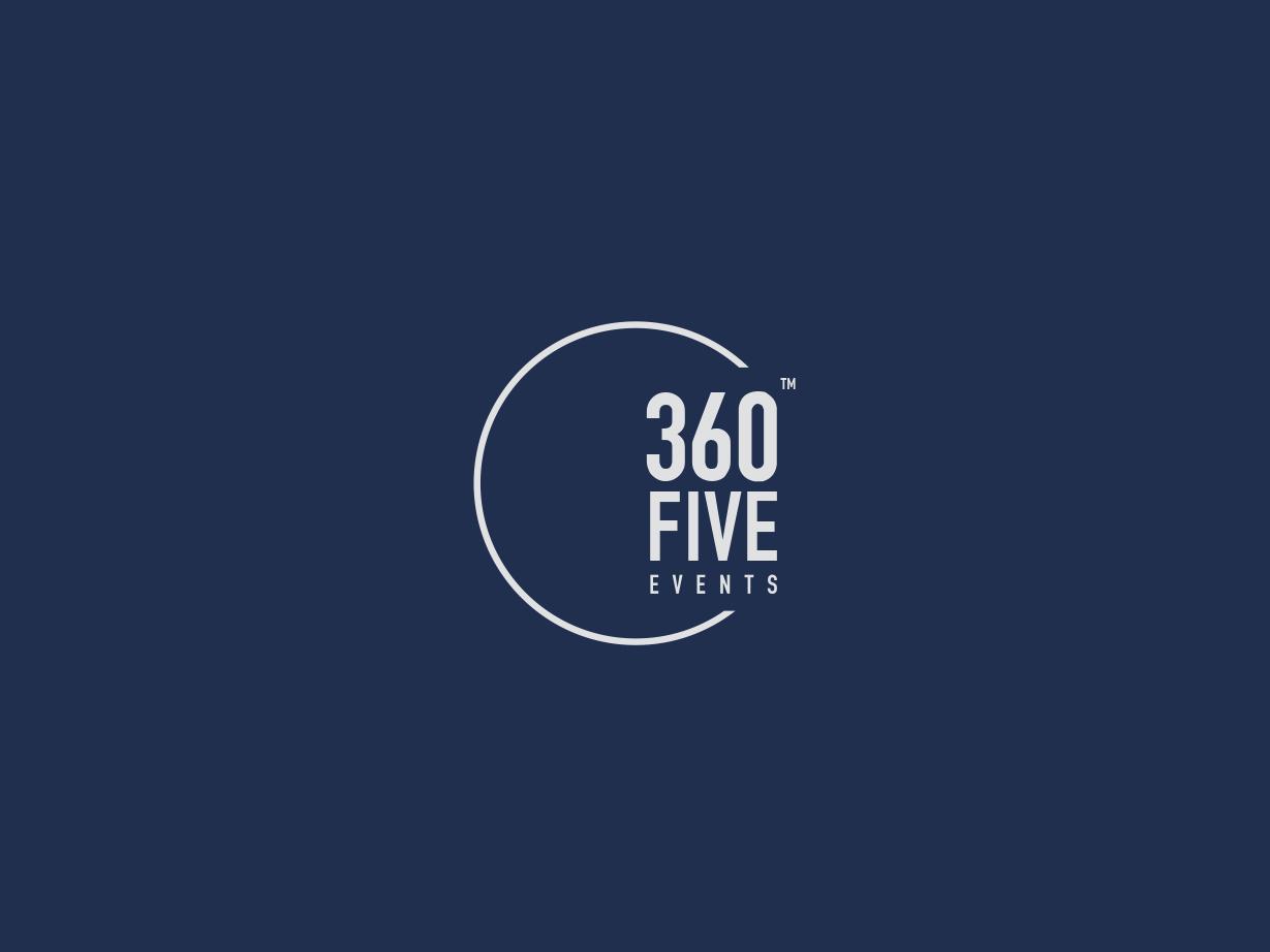 360 Five Creative design furniture furniture design entertainment weeding typography identity branding logotype logo