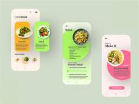 Cookbook (learn cooking app)