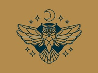 Mystical Party Owl