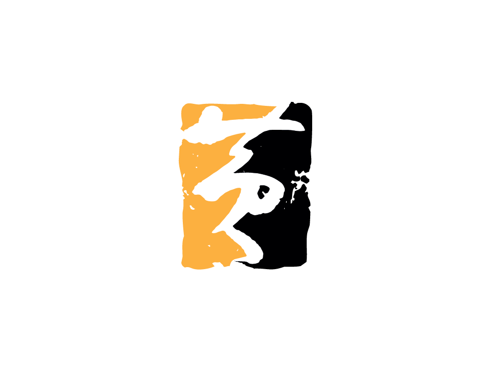 Huang vector culture icon logo