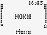 NOKIA 3310 Screen