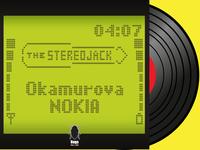 Okamurova NOKIA Single cover