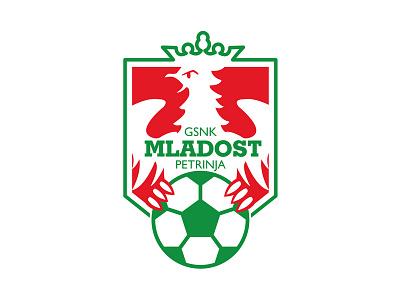 Football Club logo proposal football club sports club sports logo sportslogo crest logo amblem football logo
