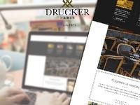 Design de la Maison Drucker