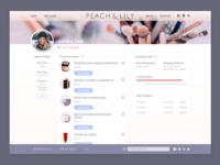 UI Challenge 006: User Profile