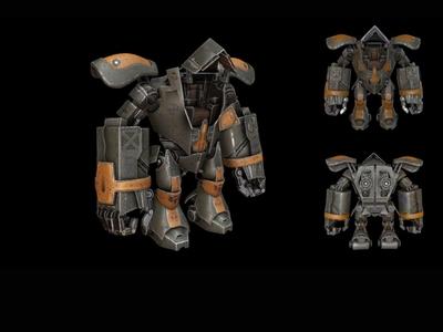 Robo 3D Design 3d design 3d model robots