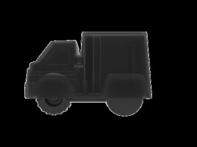 Toy Truck 3D Render 3d render toy truck
