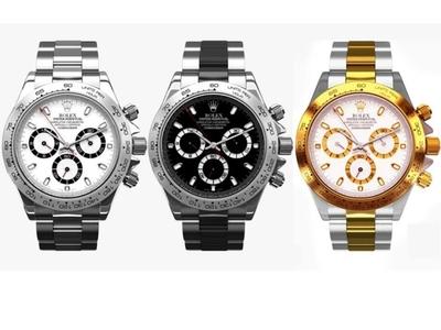 Rolex Watch 3D Design 3d design watch rolex