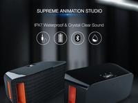 Crystal clear sound speaker