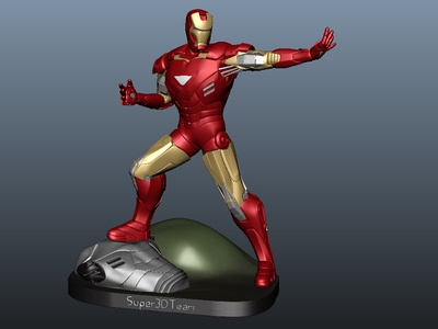 New Iron Man