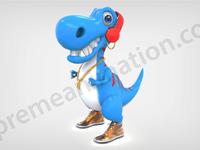 Dj Dino Render
