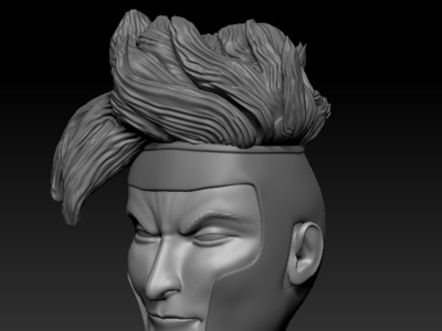 Print 3D Head