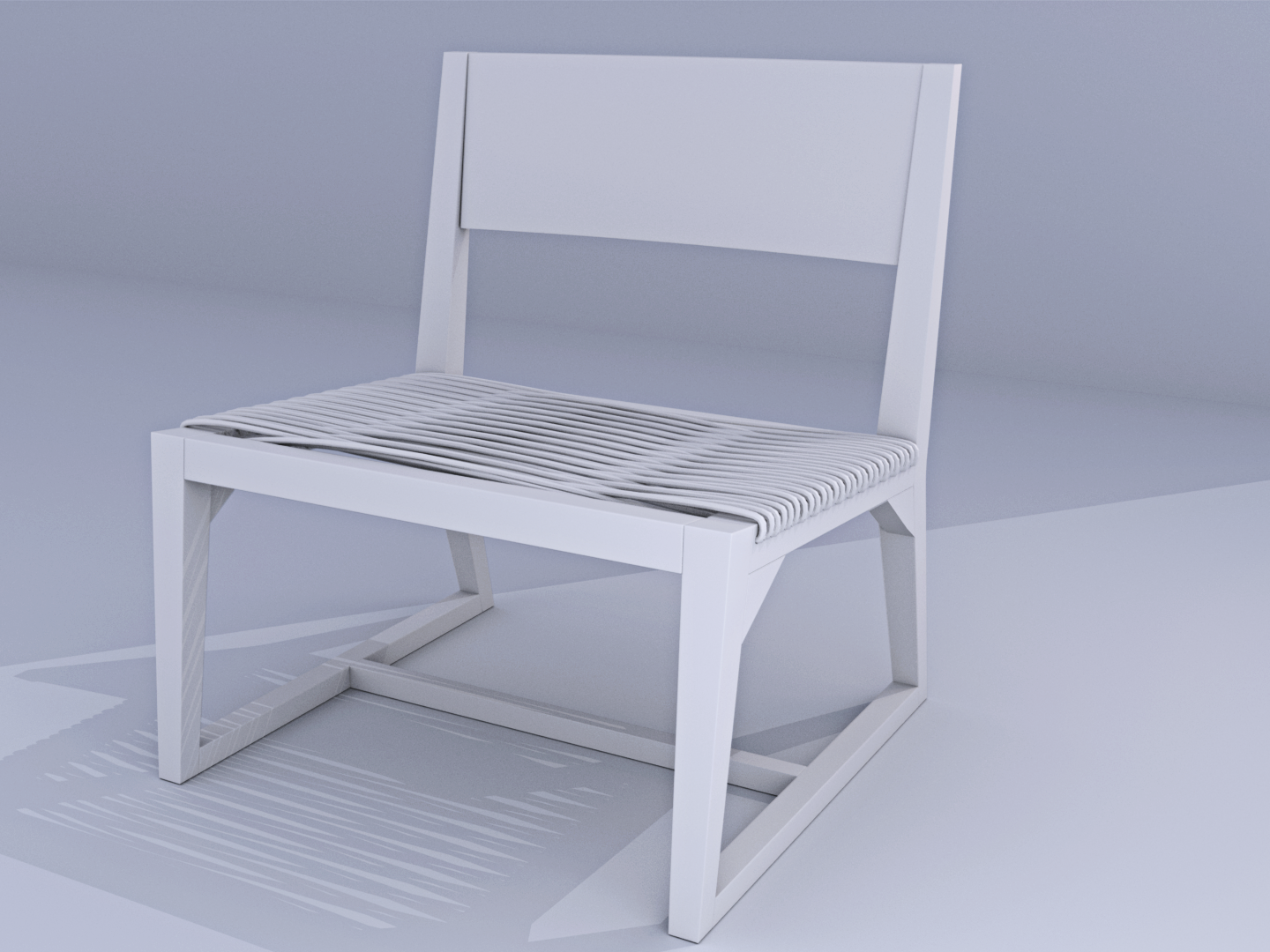 Chair 3D Render chairmodeling render productmodeling