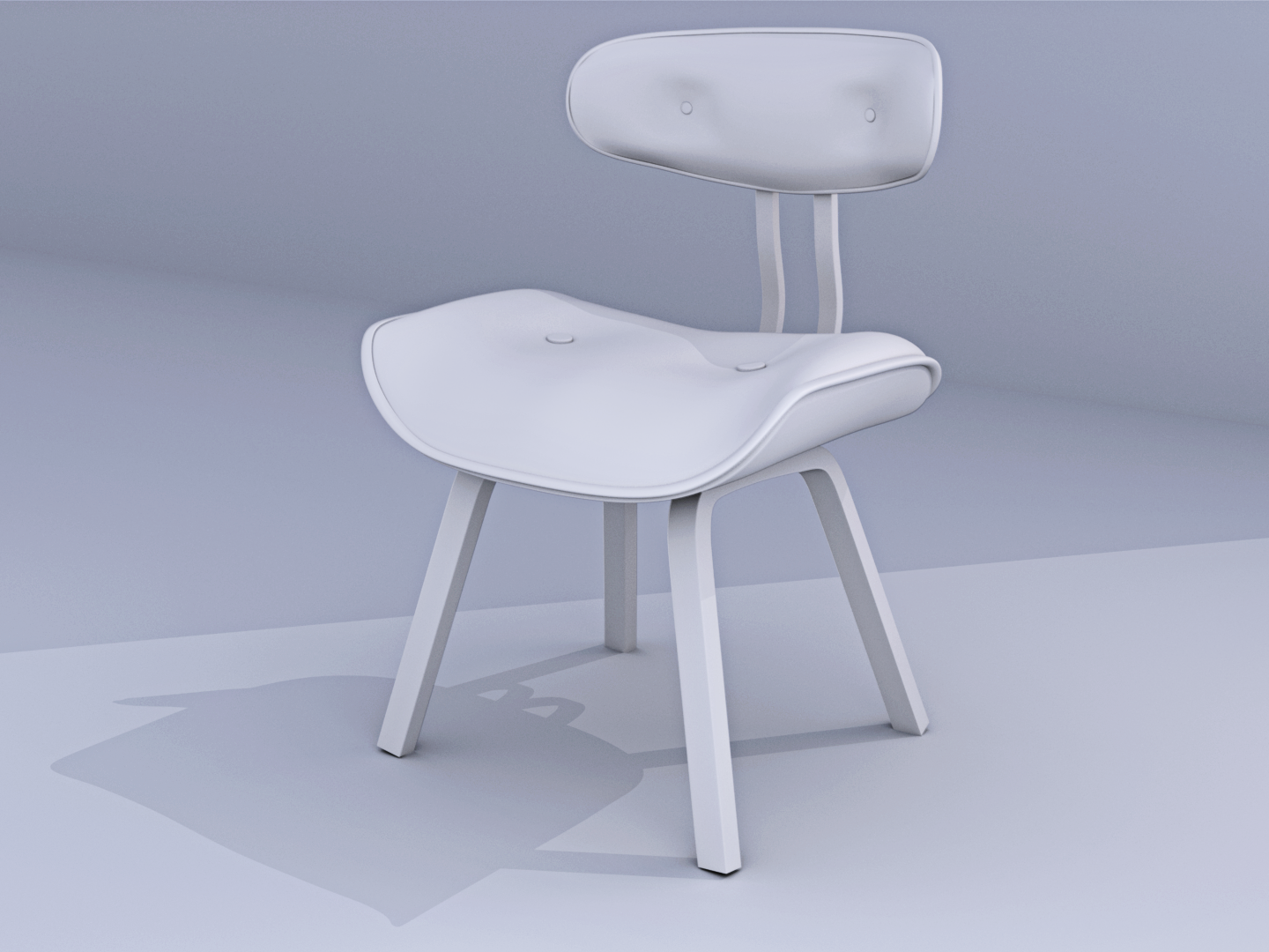 3D Chair Model 3dchair productmodeling 3dmodeling