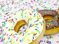 3D Donut Render