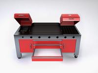 Kitchen Appliance 3D Render