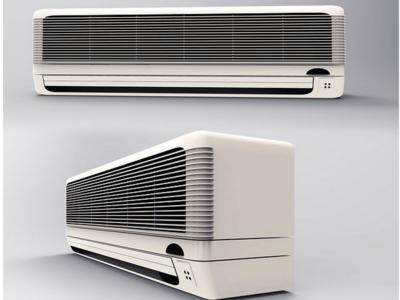 Air Conditioner 3D Design