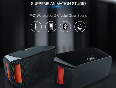 Speaker 3D Design
