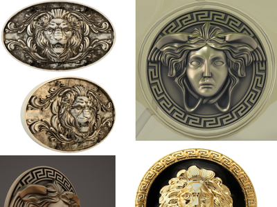 Coin 3D Printing