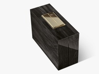 Black Box 3D Render