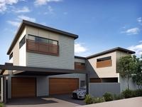 Home Exterior 3D Render
