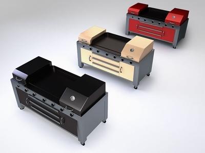 Machine 3D Render