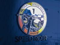 Rider logo Design