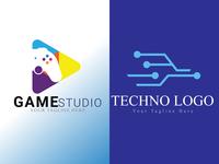 Game Logo & Technologise Logo